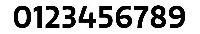 Quatro SemiBold Font OTHER CHARS