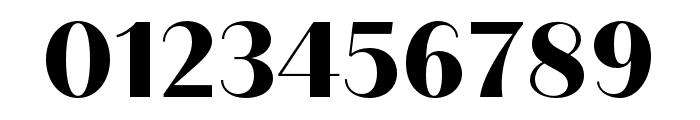 Quiche Sans ExtraBold Font OTHER CHARS