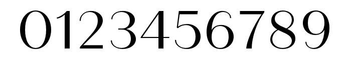 Quiche Sans Regular Font OTHER CHARS