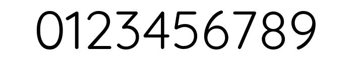 Quicksand Regular Font OTHER CHARS