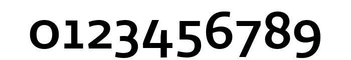 Ratio Display Medium Font OTHER CHARS