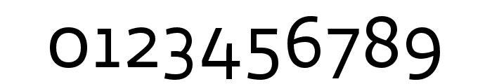 Ratio Display Regular Font OTHER CHARS
