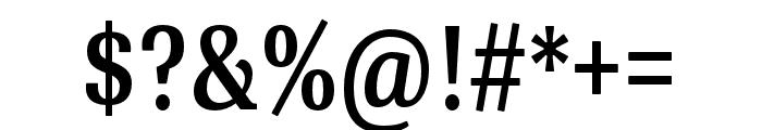 RePublic Condensed Medium Font OTHER CHARS