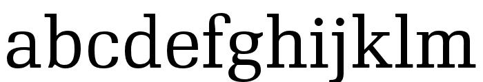 RePublic Condensed Font LOWERCASE