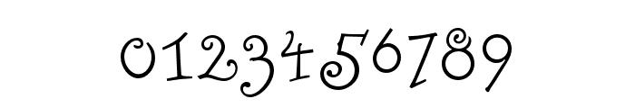 Remedy OT Single Font OTHER CHARS