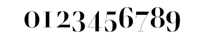 Retiro Std Regular 64pt Font OTHER CHARS
