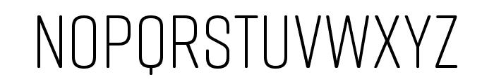 Rift Soft Light Font UPPERCASE