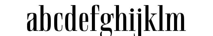 Rigatoni Regular Font LOWERCASE