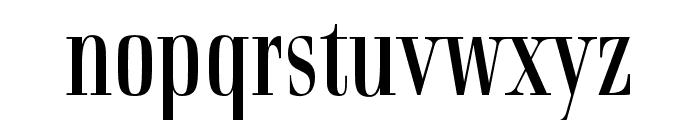 Rigatoni Stencil Regular Font LOWERCASE