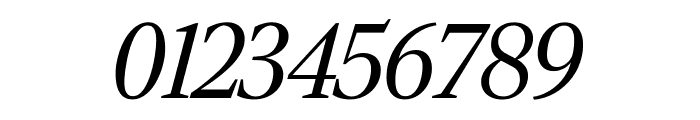RockyExtraCond LightItalic Font OTHER CHARS