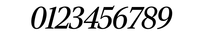 RockyExtraCond RegularItalic Font OTHER CHARS