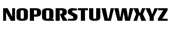 Rogue Sans Cond Bold Font UPPERCASE