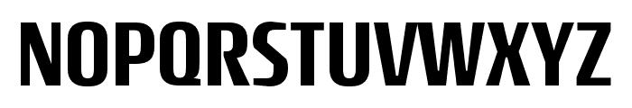 Rogue Sans Cond Medium Font UPPERCASE