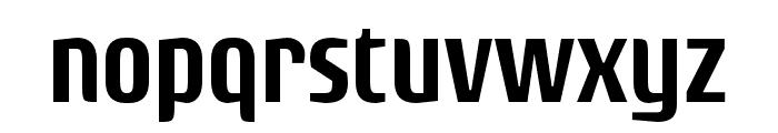 Rogue Sans Cond Medium Font LOWERCASE