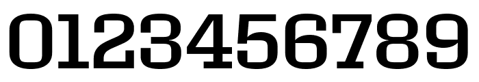 Roster Expanded Regular Font OTHER CHARS