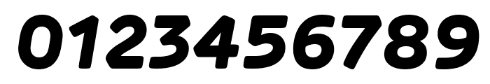 Rubrik Edge New ExtraBold Italic Font OTHER CHARS