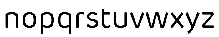 Rubrik Edge New Regular Font LOWERCASE