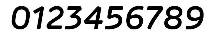 Rubrik Edge New SemiBold Italic Font OTHER CHARS