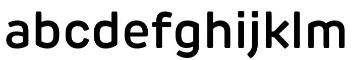 Rubrik Edge New SemiBold Font LOWERCASE