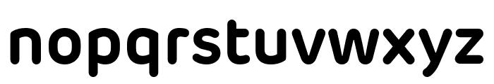 Rubrik New Bold Font LOWERCASE