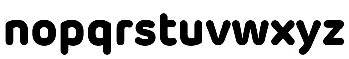 Rubrik New ExtraBold Font LOWERCASE