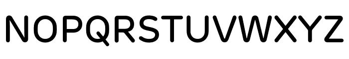 Rubrik New Medium Font UPPERCASE