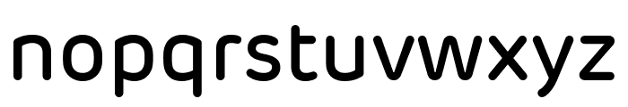 Rubrik New Medium Font LOWERCASE