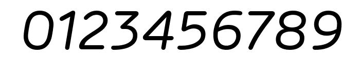Rubrik New Regular Italic Font OTHER CHARS
