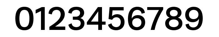Runda Medium Font OTHER CHARS