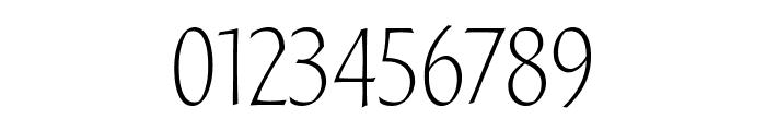 SamSans Thin Font OTHER CHARS