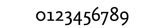 Seria Sans Pro Regular Font OTHER CHARS