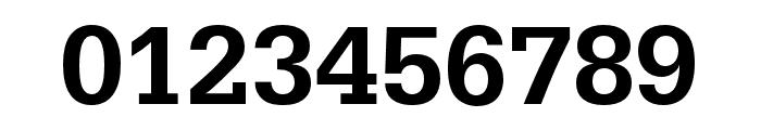 Serifa Medium Font OTHER CHARS