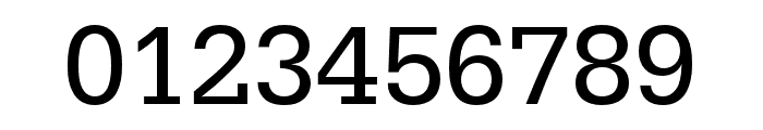 Serifa Regular Font OTHER CHARS