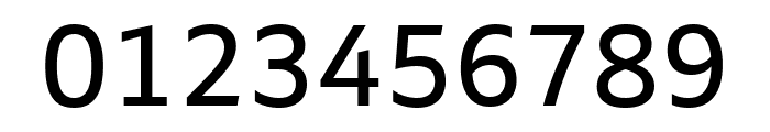 Setimo Regular Font OTHER CHARS