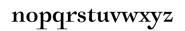 Sirenne SeventyTwo MVB Roman Font LOWERCASE