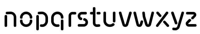 Siruca Regular Font LOWERCASE