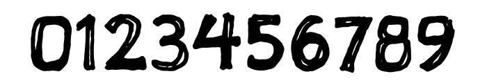 Sketchnote Square Regular Font OTHER CHARS