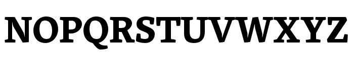 Skolar Latin Bold Font UPPERCASE