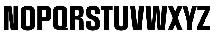 Social Gothic Soft Font UPPERCASE