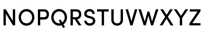 Sofia Pro Condensed Medium Font UPPERCASE