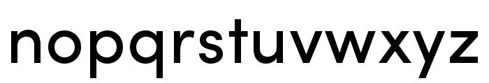 Sofia Pro Condensed Medium Font LOWERCASE