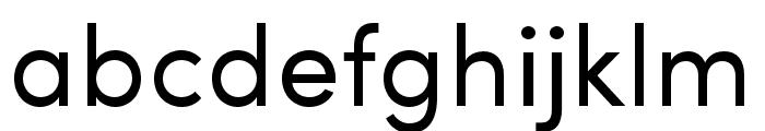 Sofia Pro Regular Font LOWERCASE