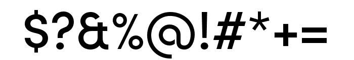Sofia Pro Soft Medium Font OTHER CHARS