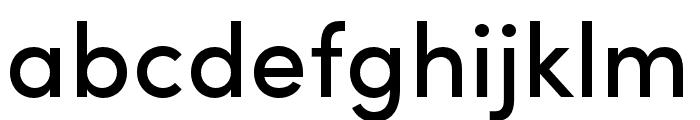 Sofia Pro Soft Medium Font LOWERCASE