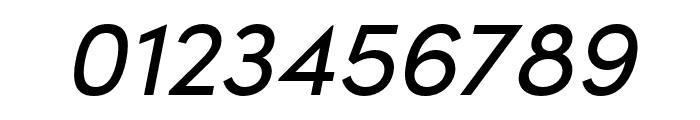 Sofia Pro Soft Regular Italic Font OTHER CHARS