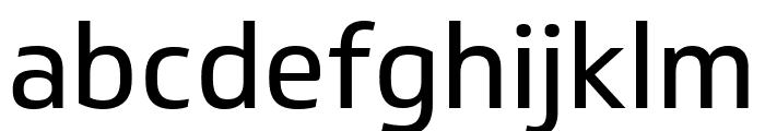 Soleto Regular Font LOWERCASE