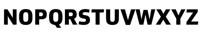 Soleto XBold Font UPPERCASE