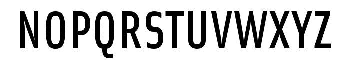 Solex OT Medium Font UPPERCASE