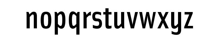 Solex OT Medium Font LOWERCASE