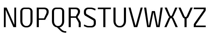 SophistoSCOSF OT AGauge Font UPPERCASE